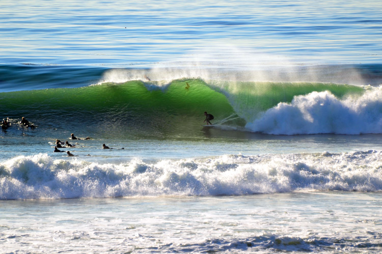 Swamis: a point break located in Encinitas | Photo: Shutterstock