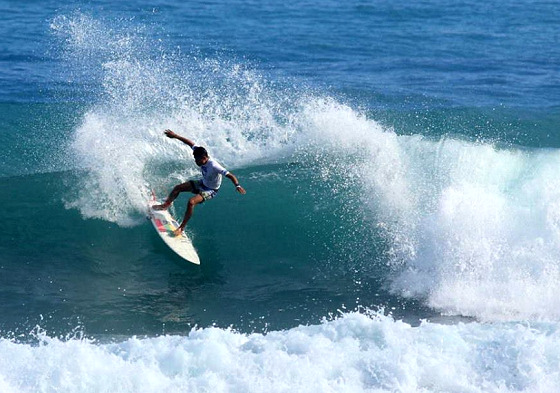 Taiwan: great waves, great surfers