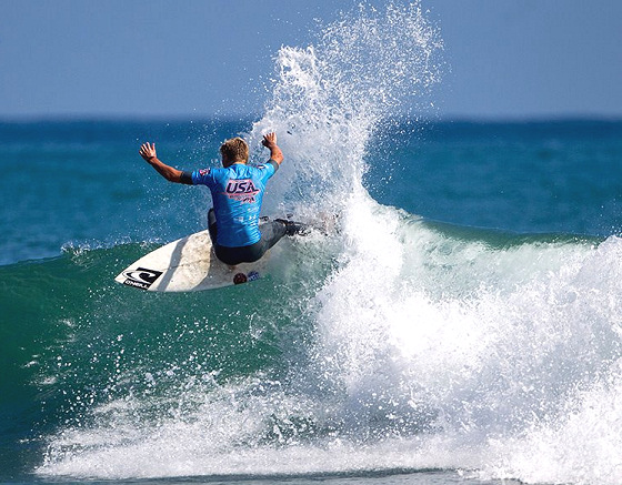 2012 Surfing America USA Championships: Lower Trestles could not be better