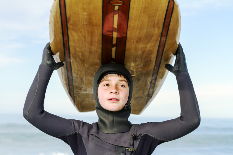 Wetsuit: there are eight different types of neoprene protection models | Photo: Shutterstock
