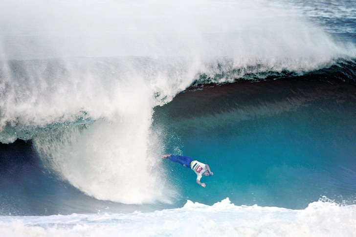 Wipeouts: learn how to prepare for the worse | Photo: Quiksilver/Cazenave