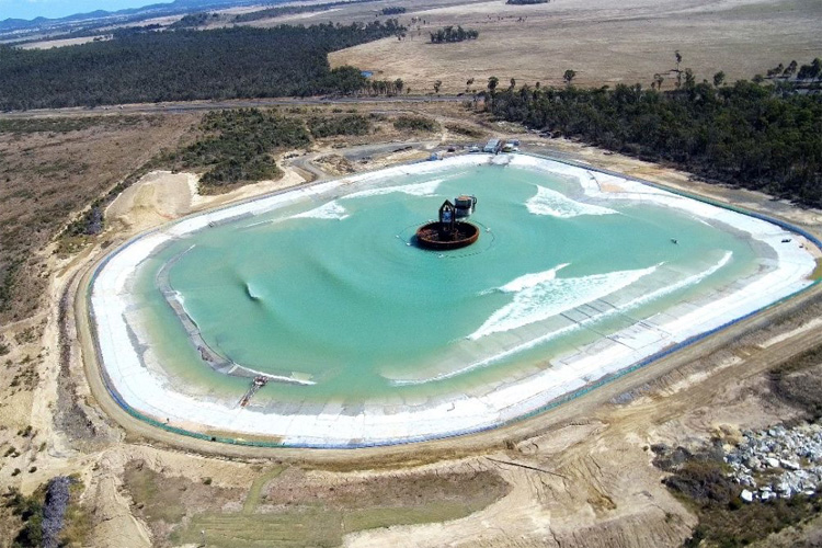 Surf Lakes: the concentric wave system should be ready ready for licensees in early 2020 | Photo: Dany Taylor