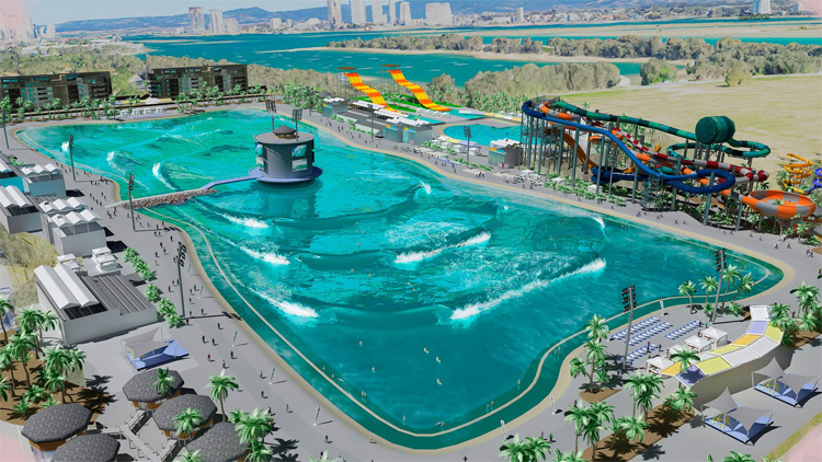 The best surf pools surf parks and artificial waves for Pool design companies near me