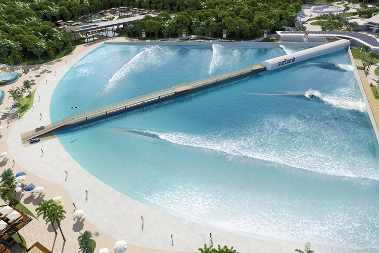 Surfland Brasil: the first Wavegarden Cove wave pool in South America