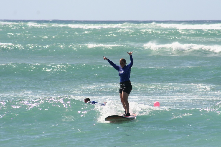 Surf lessons: never lose touch with your inner grom | Photo: Kim/Creative Commons
