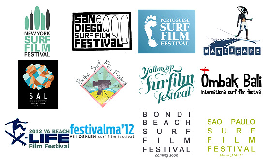 Global Surf Film Festival Collective: submit your surf movies in one place only