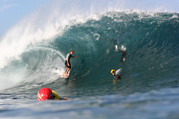 Surf photography: learn how to master the art of shooting the surf | Photo: Shutterstock