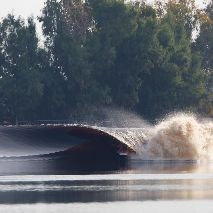 Surf Ranch: the ultimate surf pool by Kelly Slater | Photo: KSWC