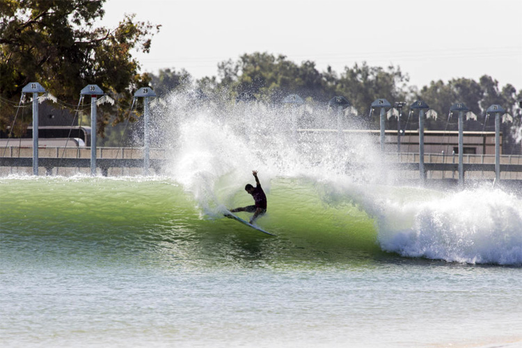 Surf Ranch: owned by WSL since 2017 | Photo: WSL