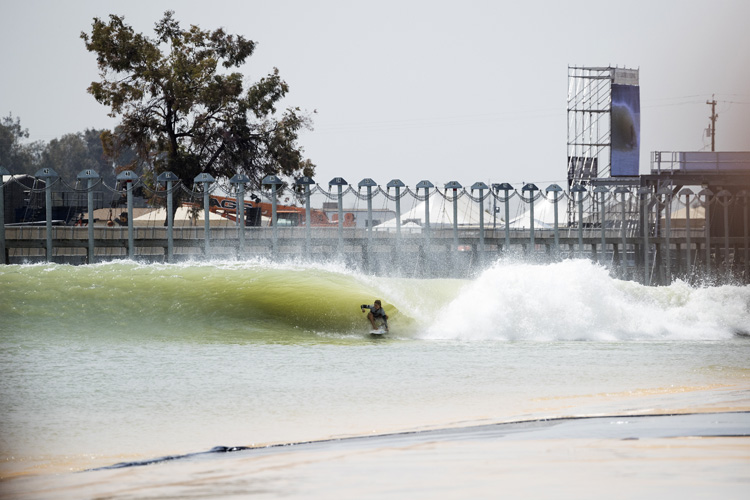 Surf Ranch: the World Surf League wants it in Japan by 2020 | Photo: Cestari/WSL