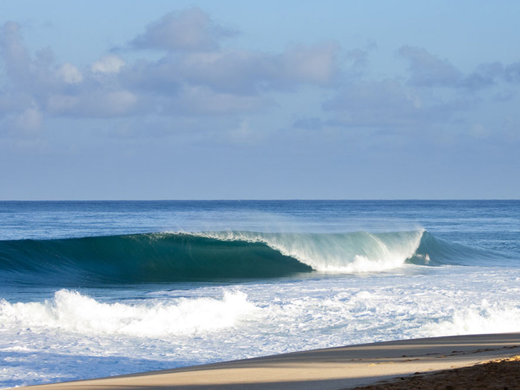 Surf report: the magic ball to predict days like this