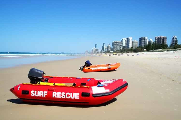Beach: swim in lifeguard-protected areas | Photo: Shutterstock