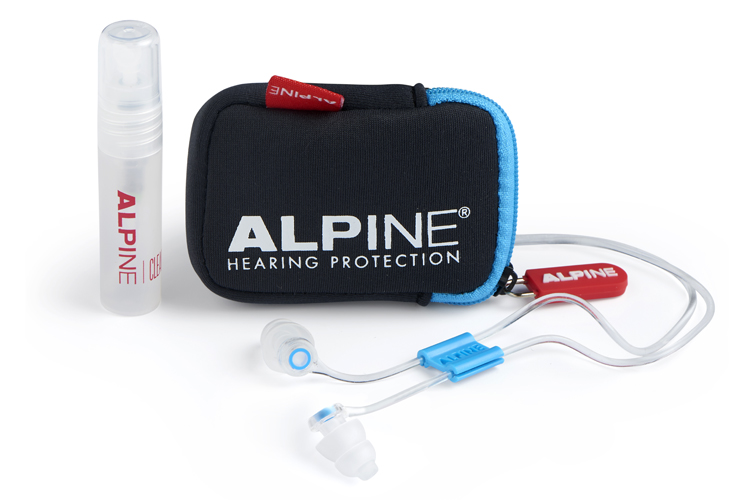 Alpine SurfSafe: a comfortable and effective protection against surfer's ear | Photo: Alpine