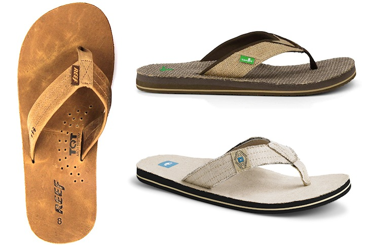 Surf sands: let your feet feel the elements