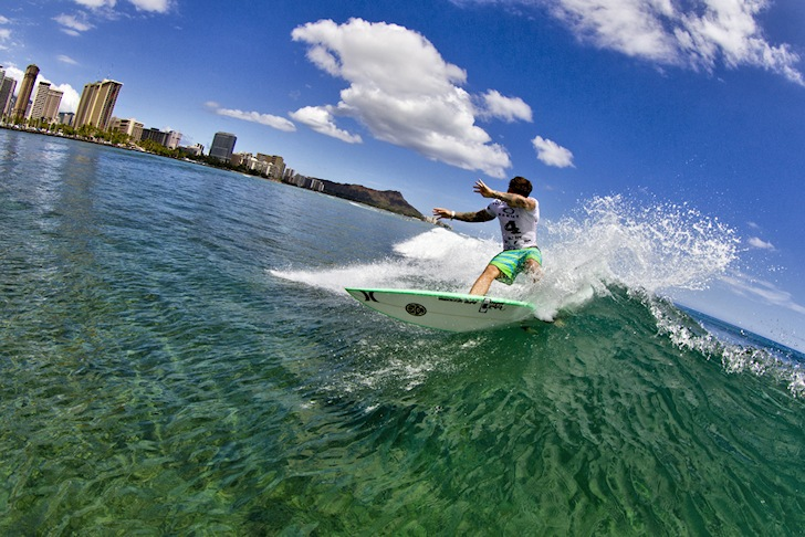 Surf Shop Challenge: power to the retailer