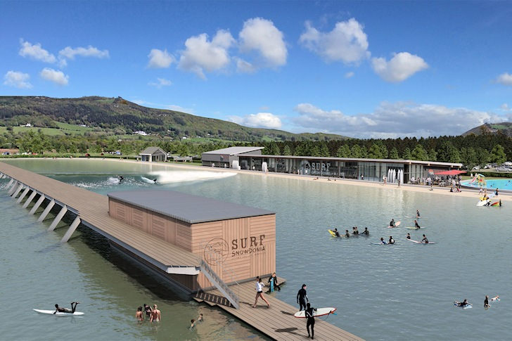 Surf Snowdonia: is it always sunny in Wales?