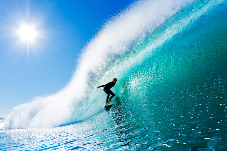 Surfing: get stoked | Photo: Shutterstock