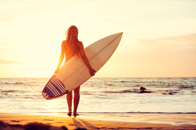 Surfing: it works as therapy | Photo: Shutterstock