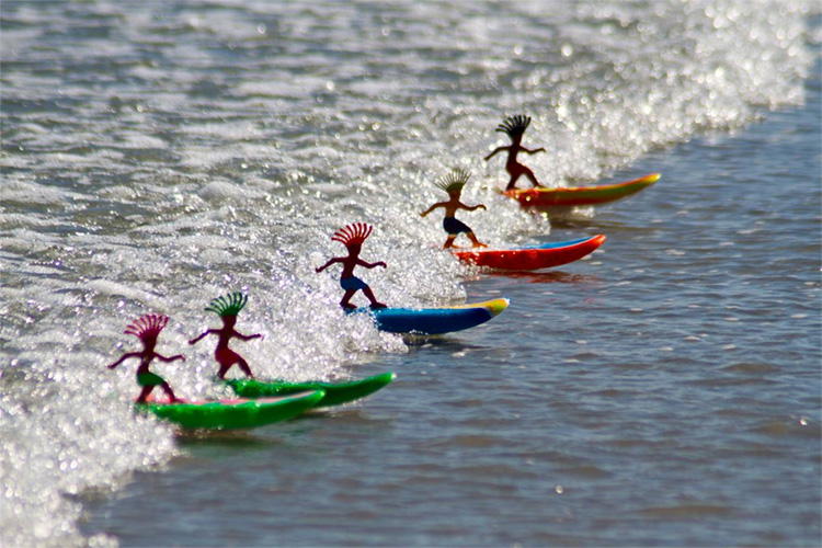 Surf toys: enjoy your free time and have fun with the kids | Photo: Surfer Dudes