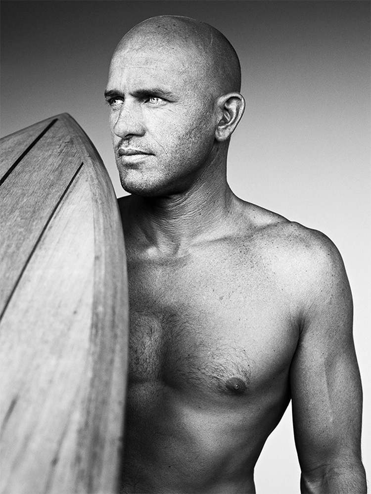 Kelly Slater: the champion through the eyes of Stephan Vanfleteren | Photo: Stephan Vanfleteren