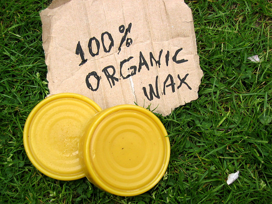 Surf Wax: say green if you're green | Photo: JFSeven