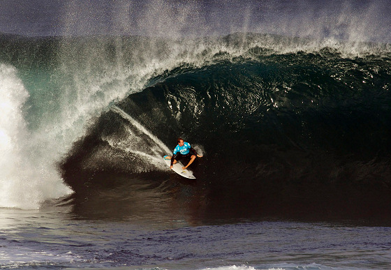Volcom Pipe Pro: green surf event