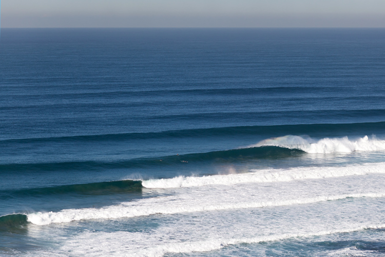Swells: there are specific wave models for predicting the surf around the world | Photo: Shutterstock