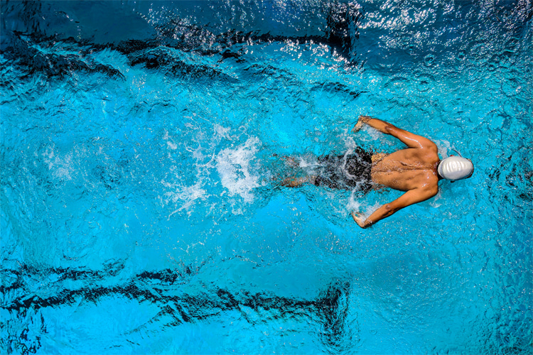 Swimmer's shoulder: swimming requires constant joint rotation | Photo: Creative Commons
