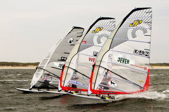 PWA Sylt: that's a tight race