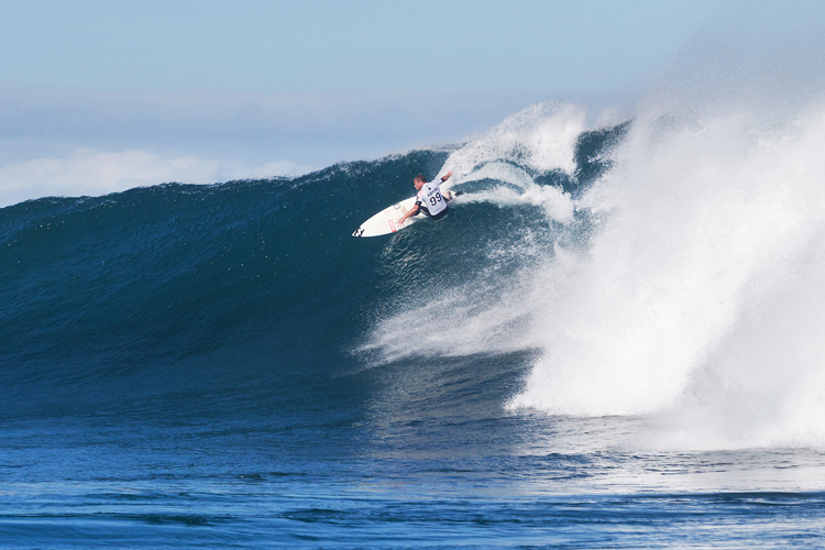 Taj Burrow: experience pays off | Photo: Cestari/WSL