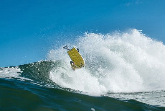 Tand Invitational: South Africa's bodyboarding jewel