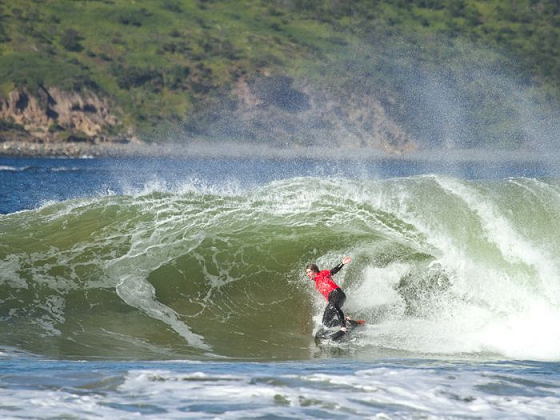 Tasmania: plenty of great bodyboarders living here