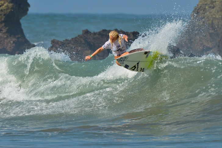 Hawaii wins the 2014 ISA World Junior Surfing Championship
