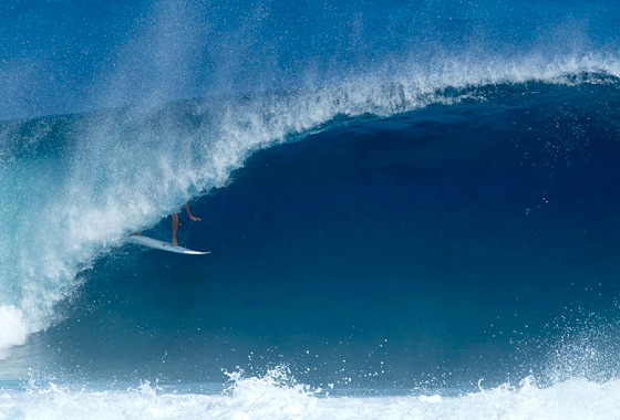 Tavarua: the surfing jewel of Fiji