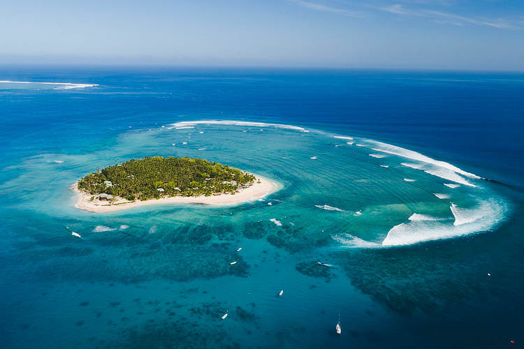 Tavarua, Fiji: there's always plenty of swell here | Photo: Tourism Fiji