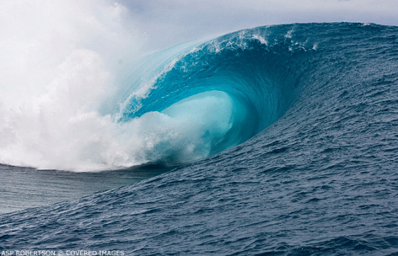 Teahupoo: the most beautiful place in the world