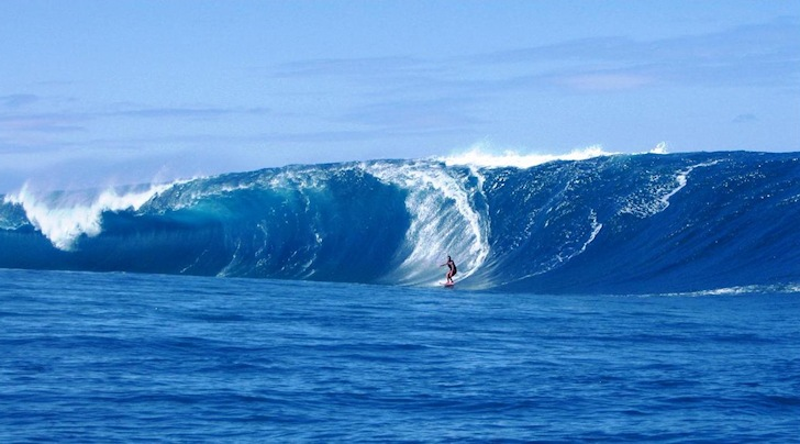 Teahupoo: understanding the meaning of timing in surfing
