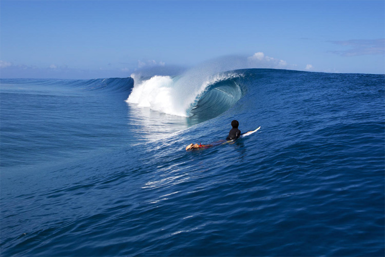 Teahupoo: one of the most powerful waves on the planet | Photo: Scholtz/WSL