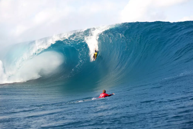 2017 Teahupoo Tahiti Challenge: the event will be remembered for its firing conditions | Photo: JBS