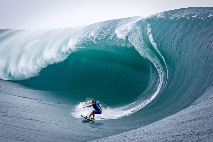 Teahupoo: one of the deadliest surfing waves in the world | Photo: Bielmann/Red Bull