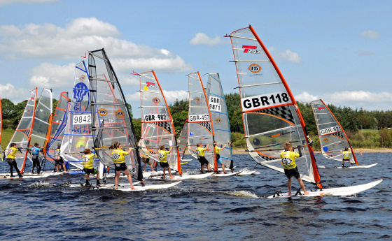 Team15 Champions Cup: the future of British windsurfing