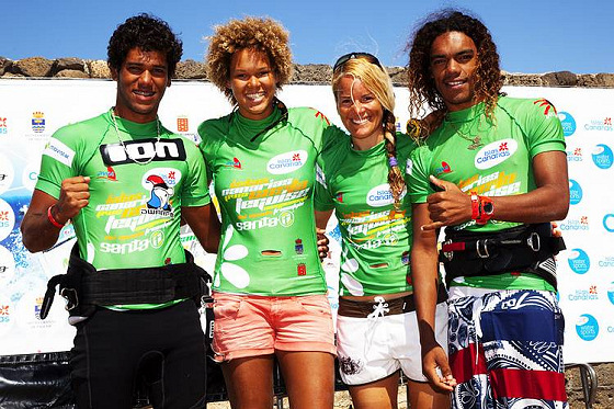 PWA Costa Teguise: the green team