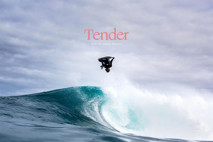 Tender: the new book and film by Pierre-Louis Costes