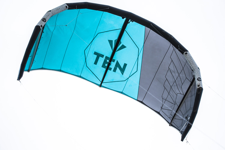 TEN Kiteboarding: the Dutch company will develop kites, boards, and wetsuits