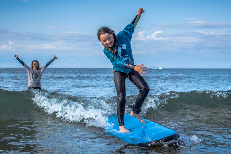 The Wave Project: making children happier and more confident since 2010 | Photo: The Wave Project