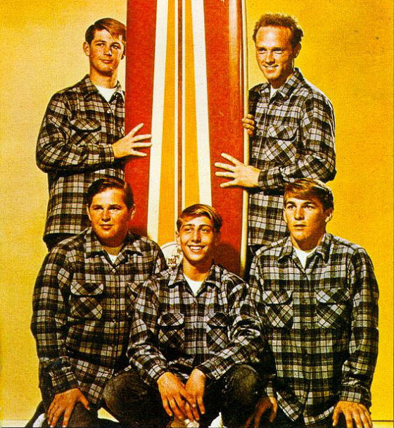 The Beach Boys: they still don't know how to surf