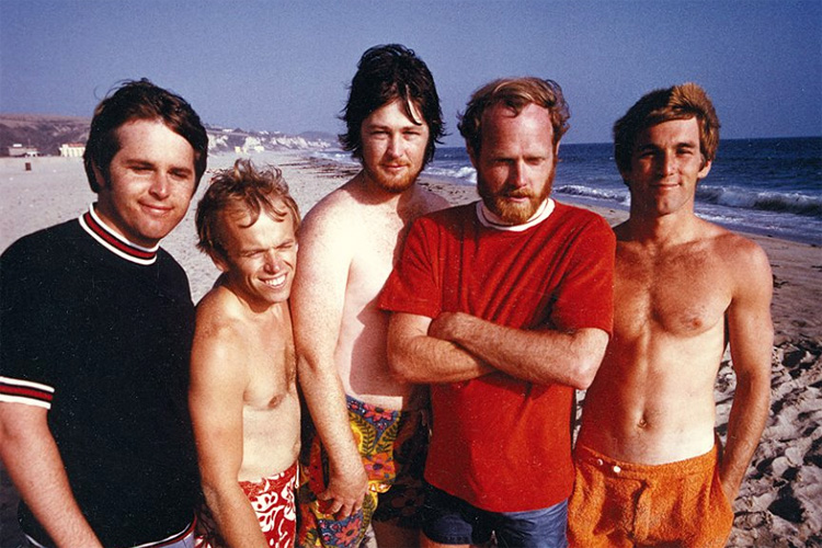 The Beach Boys: the most famous surf music band of all time | Photo: Creative Commons