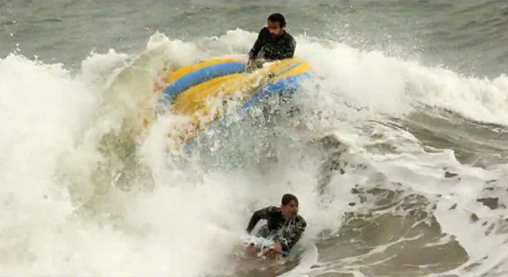 The Boat Movie: new bodyboarding styles