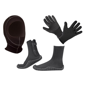 The Boots, Gloves, and Hoods