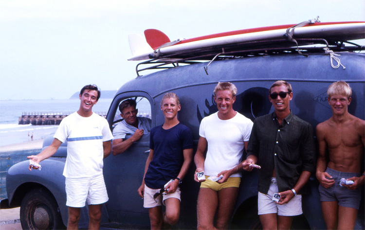 The Endless Summer: the iconic surf movies was released in 1966 | Photo: Bruce Brown